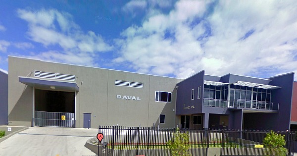 Daval Wire International headquarters